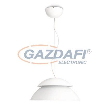 PHILIPS Hue Beyond 71200/31/PH intelligens vezérelhető függesztett mennyezeti LED lámpatest, 18W 1200Lm RGB