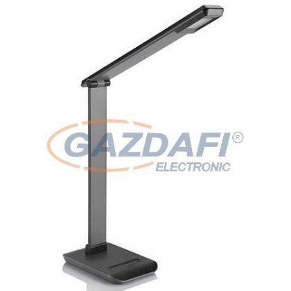 PHILIPS Crane 716653016 LED asztali lámpa , 4W SELV 100-240V 250Lm, fekete