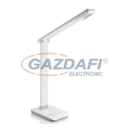 PHILIPS Crane 716653116 LED asztali lámpa , 4W SELV 100-240V 250Lm, fehér