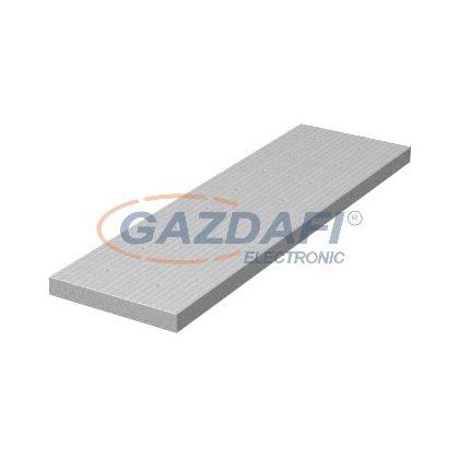 OBO 7202283 KSI-P1 Kálciumszilikát Lap tűzvédelmi felhasználáshoz 500x150x20mm szürkésfehér Kálciumszilikát