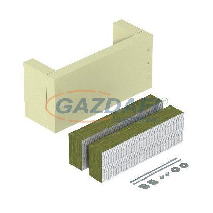 OBO 7215709 ZSE90-45-11 Húzásmentesítő függőleges kábelnyomvonalhoz 540x160x140mm