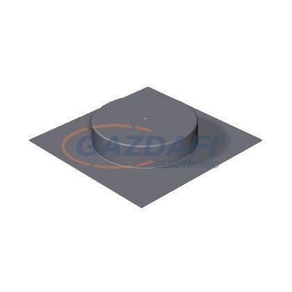 OBO 7404404 SK HB R275 Zsalutest Ø275mm grafitszürke polisztirol