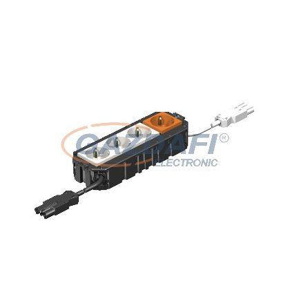 OBO 7404508 AGB3 0.7 3W1OR Csatlakozásra Kész Gb3 Szerelvénykehely