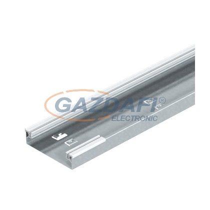 OBO 7404700 AIKU 15040 Csatornatest 2400x150x40mm szalaghorganyzott acél
