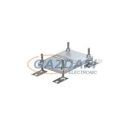 OBO 7408568 HE60 UDL2-80 Magasság Növelő UDL2-80-hoz 180x125x15mm szalaghorganyzott