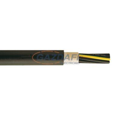 NYY-Jz 7x2,5mm2 földkábel, PVC RE 0,6/1kV fekete