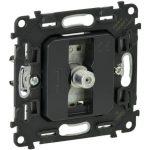 LEGRAND 753050 Valena InMatic F típusú TV csatlakozóaljzat mechanizmus