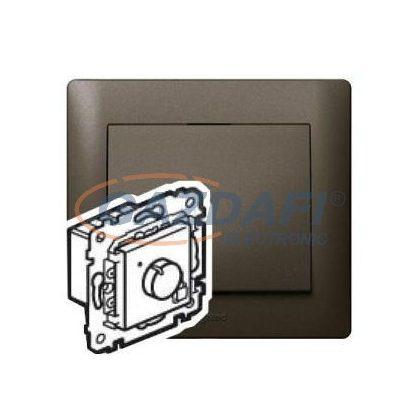 LEGRAND 771294 IOBL termosztát PL mélybronz burkolattal