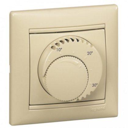 LEGRAND 774126 Valena termosztát elefántcsont