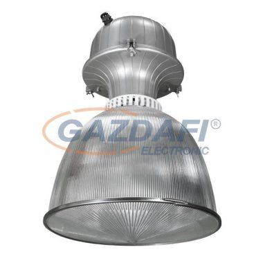 """KANLUX """"Euro"""" csarnokvilágító lámpatest, E40, 250W, szürke, A++-B"""