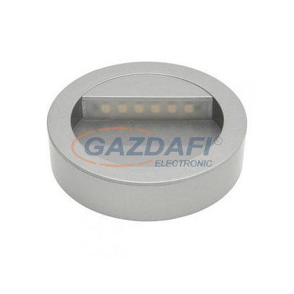 """KANLUX """"Eraya"""" Led lámpa, LED-12V, 1X0,5W, ezüst, természetes fehér, IP20, PC"""