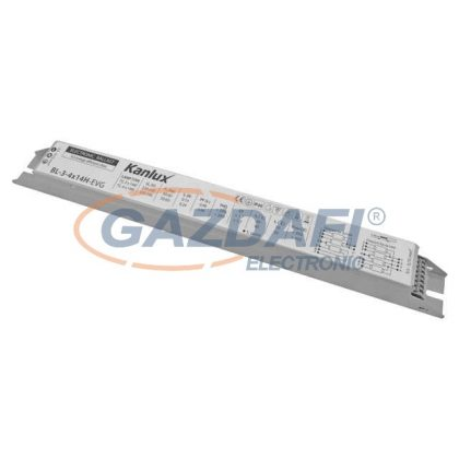 KANLUX BL-3-4x14H-EVG előtét