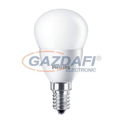 PHILIPS CorePro 871869654360300 LED luster P45 kisgömb fényforrás E14 5,5W 4000K,