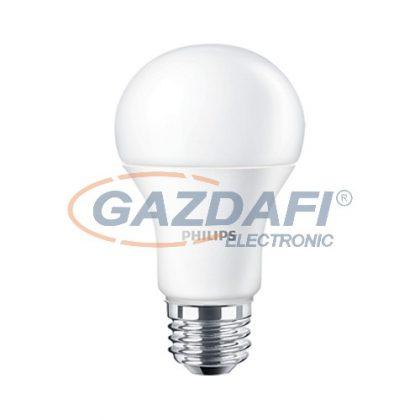 PHILIPS CorePro 871869676266000 LED fényforrás, E27, 5.5W, 470Lm, 2700K, 827, dimmelhető, opál búra
