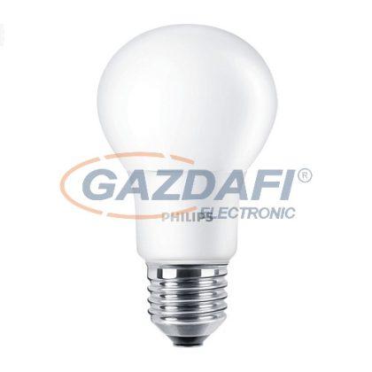 PHILIPS CorePro 871869657787500 A60, E27, 5W LED fényforrás, 470Lm, 6500K, 865, opál búra,