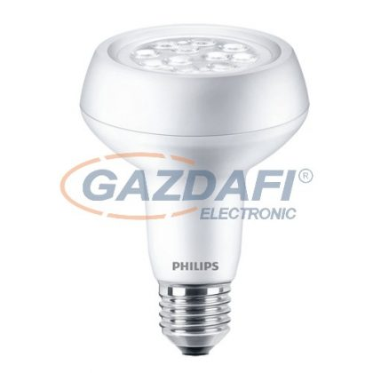 PHILIPS CorePro 871869658406400 LED spot MV R80 LED reflektor fényforrás, E27, 7W, 667Lm, 240V, 2700K, 827