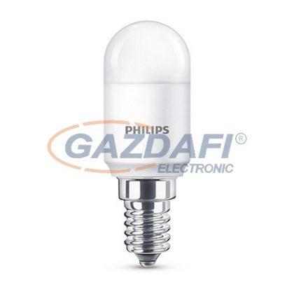 PHILIPS 871869670313700 LED fényforrás, 3.2W T25 E14 WW FR ND SRT4