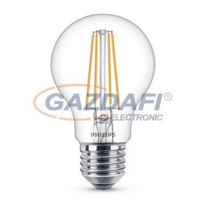 PHILIPS 871869674241900 LED fényforrás, classic 7W A60 E27 WW CL ND RF1BC/6