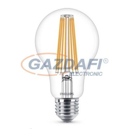 PHILIPS 871869674251800 LED fényforrás, classic 11W A67 E27 CW CL ND 1BC/6