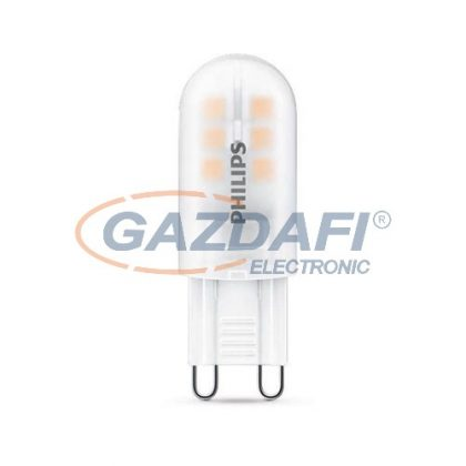 PHILIPS 871869681530400 LED fényforrás, 3.2W G9 WH ND 1BC/6