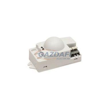 KANLUX Mikrohullámú mozgásérzékelő, 8m, műanyag, fehér, 360°