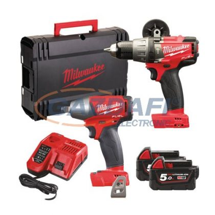 MILWAUKEE 4933471147 Erőcsomag M18 FPP2E2-502P