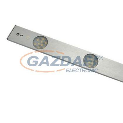 ELMARK CAB-12 LED bútorvilágító lámpa mozgásérzékelővel 7W 2900K IP20