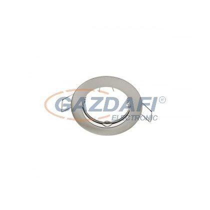 ELMARK 9270/SN SA-70 FÉNYEZETT NIKK. Beépíthrtő hidegtükrös lámpatest