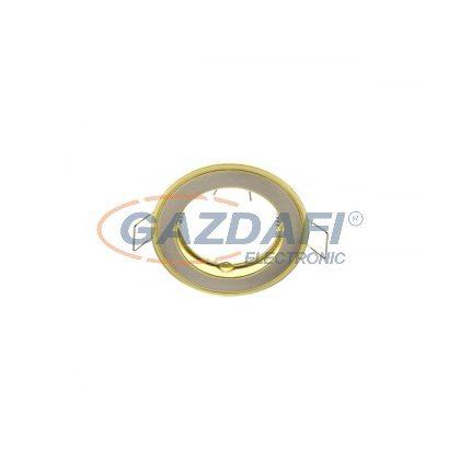 ELMARK 9291/SN-G SA-91 FÉNYEZ.NIKKEL/ARANY Beépíthető hidegtükrös lámpatest