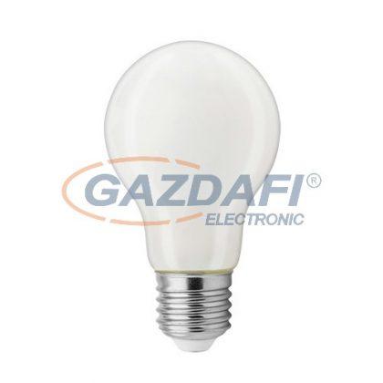GE 93046030 A60 LED fényforrás, E27, 8W, 810Lm, 240V, 2700K, 827, opál búra