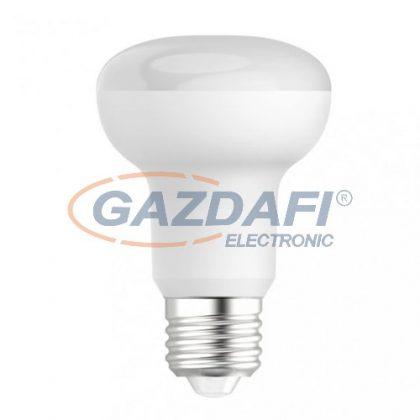 GE/Tungsram 93074299 R63 LED reflektor fényforrás, E27, 8W, 600Lm, 240V, 3000K, 830, opál búra