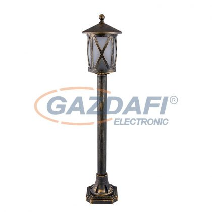ELMARK ERIK 105 1XE27 antik réz H775 kültéri állólámpa