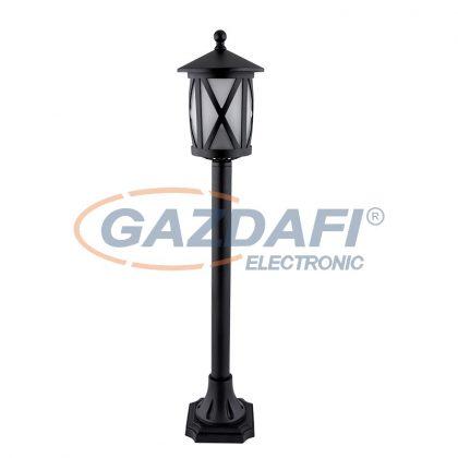 ELMARK ERIK 105 1XE27 fekete H775 kültéri állólámpa