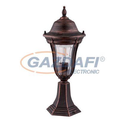ELMARK MARK 204 1XE27 antik réz kültéri H490 állólámpa