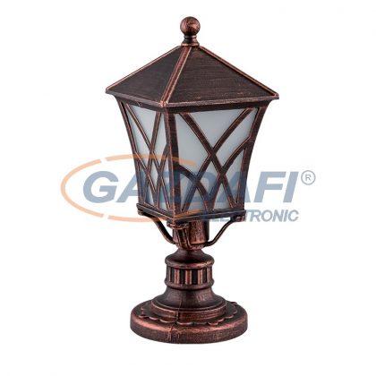 ELMARK ALEK 304 1XE27 antik réz kültéri H370 állólámpa