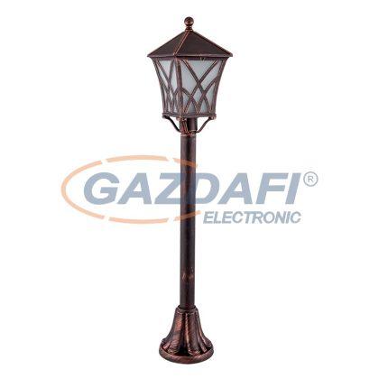 ELMARK ALEK 305 1XE27 antik réz kültéri H830 állólámpa