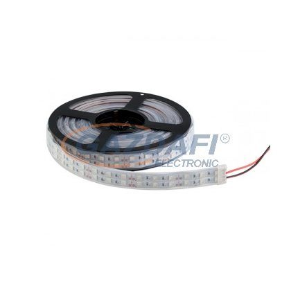 ELMARK 99LED693 LED600 5050 12V/DC IP65 2X60pcs/1m RGB LED szalag