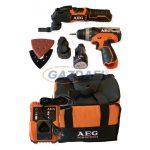 AEG 12V mini erőcsomag JP12F2 LI-202B (AEG 493546424)