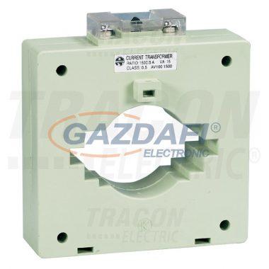 TRACON AV1252000 Áramváltó 2000/5A
