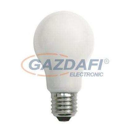 BEGHELLI BE-56426 LED fényforrás, E27, 7W, 910Lm, 230V, 2700K, opál búra