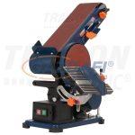 TRACON BGM1003 Asztali kör- és szalagos csiszoló 375W, 915×100mm / D=150mm