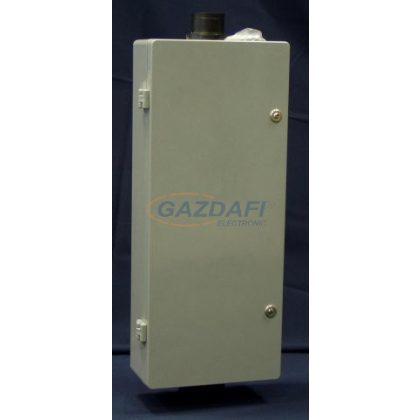 CSATÁRI PLAST MTSZ 21 csőcsonkos távközlési szekrény, 600x250x120mm