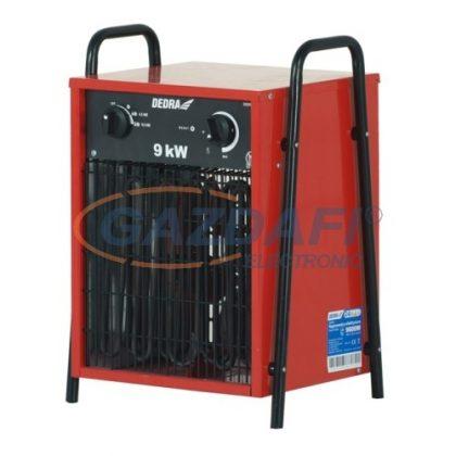 DEDRA DED9924 Elektromos hőlégfúvó 4500 / 9000W