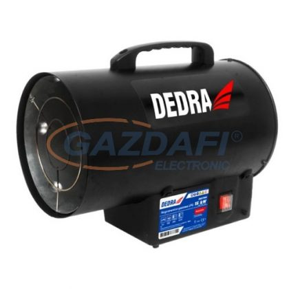 DEDRA DED9941A Gáz hőlégfúvó 15kW