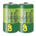 GP B1230 ELEM GREENCELL R14 2SH (B1230)