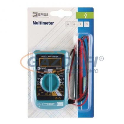 EMOS M0320 MULTIMÉTER EM320A (M0320)