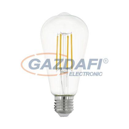 EGLO 11757 LED fényforrás E27 ST64 7W 806Lm 2700K
