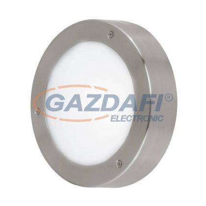 EGLO 96365 Kültéri LED-es fali/mennyezeti 5,4W IP44 nemesacél/fehér Vento