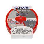 ELMARK 51014 Szigetelő szalag PVC 10mx19mm piros