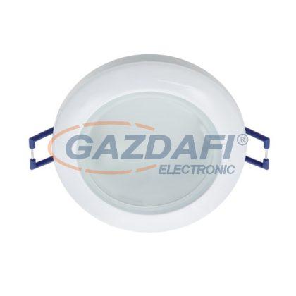 """ELMARK 92627/W """"ELR627"""" fürdőszobai süllyesztett spot lámpa, GU5.3, max. 50W, 12V, fehér, IP44, 92x33x67mm, A++-E"""